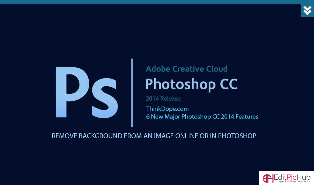 REMOVE BACKGROUND FROM AN IMAGE ONLINE OR IN PHOTOSHOP