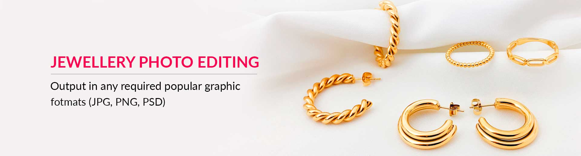 Jewellery Photo Editing monly
